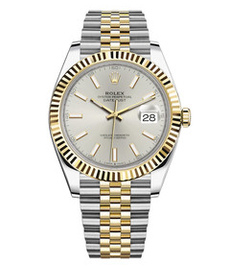 Rolex Datejust steel and yellow gold 41mm
