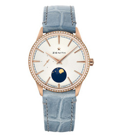 Часы Zenith Elit Moonphase 36mm