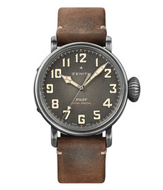 Часы Zenith Pilot Type 20 Ton Up 45mm