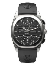 Armand Nicolet J09 Chronograph steel 41 mm