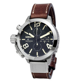 U-boat Classico Tungsteno 45mm chrono black dial