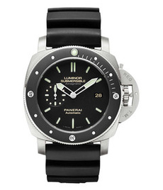Часы Luminor Submersible 1950 3 Days Automatic 47mm