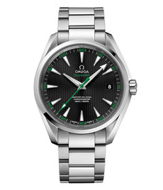Часы Omega Aqua Terra Golf Edition 41mm