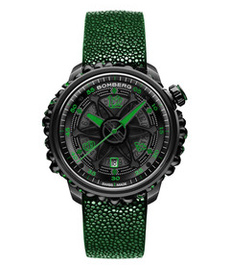 Bomberg BB-01 Automatic Green Catacomb Limited Edition