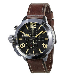 U-boat Classico Tungsteno 50mm chrono steel