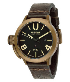 U-boat Classico U-47 bronze with black dial
