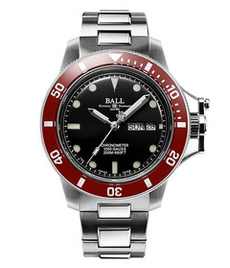 Ball Engineer Hydrocarbon Original steel 42mm
