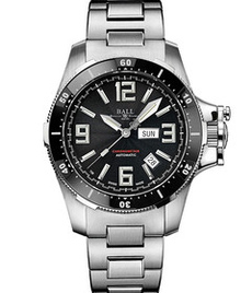 Ball Engineer Hydrocarbon Airborne steel 42mm