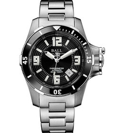 Ball Engineer Hydrocarbon Ceramic XV steel 42mm