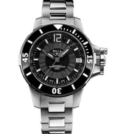 Ball Engineer Hydrocarbon Ceramic midsize steel 36mm