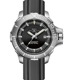 Ball Engineer Hydrocarbon DeepQuest black dial