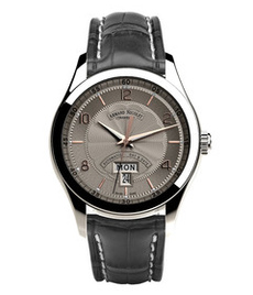 Armand Nicolet M02-4 Day Date steel 43 mm