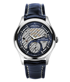 Armand Nicolet L14 Small Seconds steel 43 mm LE