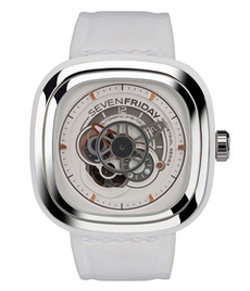 Sevenfriday - P1B/02 Essence steel case