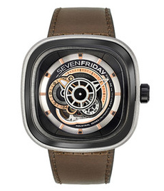 Sevenfriday-P2B/01 Revolution