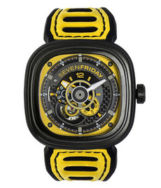 Sevenfriday-P3B/03 Racing Team Yellow