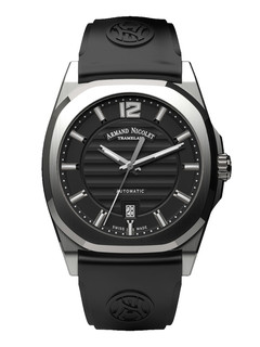 Armand Nicolet J09 Day Date steel 41 mm