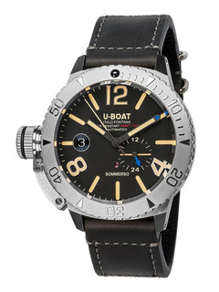 U-boat Classico Sommerso 46mm steel
