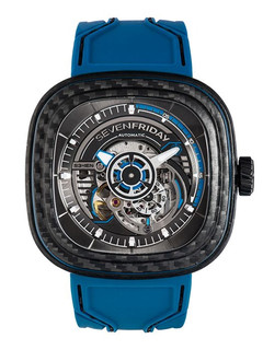 Sevenfriday-S3/02 Engine Carbon Edition