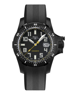 Ball Engineer Hydrocarbon Black case 42mm