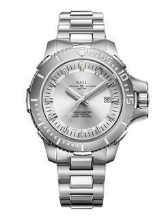 Ball Engineer Hydrocarbon DeepQuest white dial