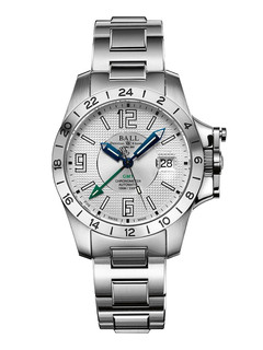Ball Engineer Hydrocarbon Magnate GMT with white dial
