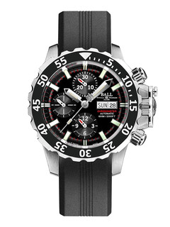 Ball Engineer Hydrocarbon Nedu with black dial