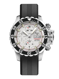 Ball Engineer Hydrocarbon Nedu with white dial