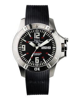 Ball Engineer Hydrocarbon Spacemaster Glow 42mm