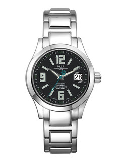 Ball Engineer II Arabic steel 40mm