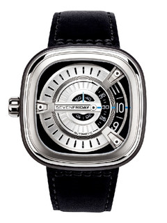 Sevenfriday-M1/01 47mm steel case