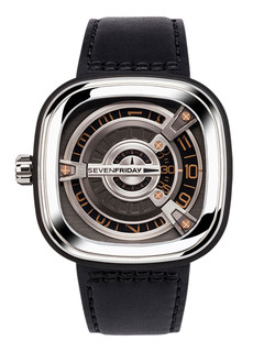 Sevenfriday-M1/03 Essence steel case