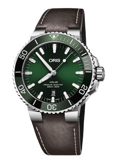 Oris Divers date 39 mm steel