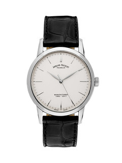 Armand Nicolet L10 steel 40 mm LE