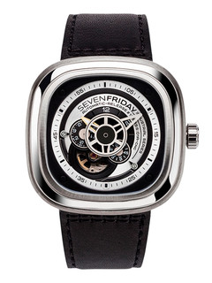 Sevenfriday-P1B/01 Essence steel case