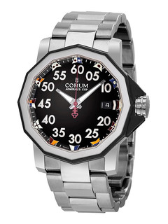 Corum Admiral's Cup steel 40mm