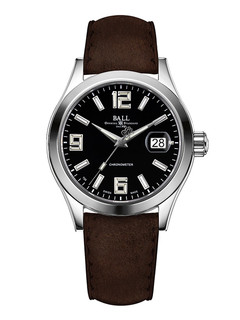Ball Engineer II Pioneer black dial 40mm