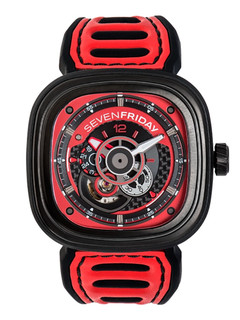 Sevenfriday-P3B/06 Racing team red