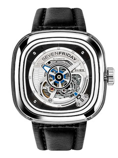 Sevenfriday S1/01 Essence steel case