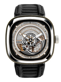 Sevenfriday S2/01 Revolution steel case
