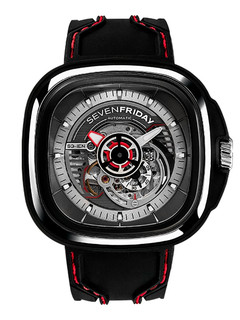 Sevenfriday-S3/01 Engine black case