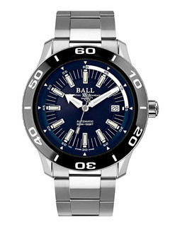 Ball Fireman NECC steel 41mm