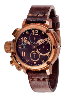 U-boat Chimera 43mm Bronze Chrono