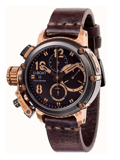 U-boat Chimera 43mm Bronze Chrono B and B