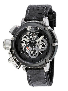 U-boat Chimera 46mm steel Skeleton